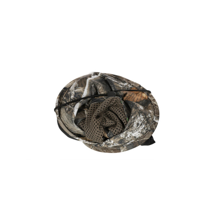 Packable Camo Mens Hat