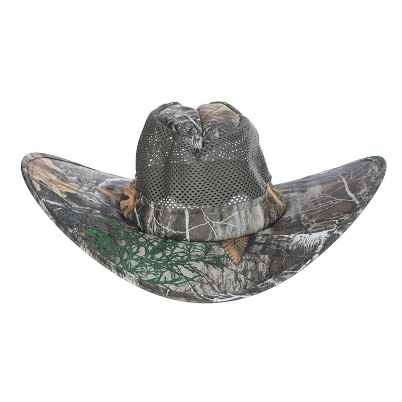 RealTree Edge Camo Packable Sun Hat