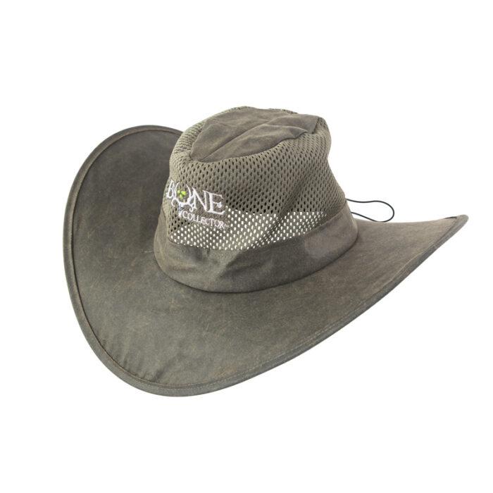 Bone Collector Brown Packable Sun Hat